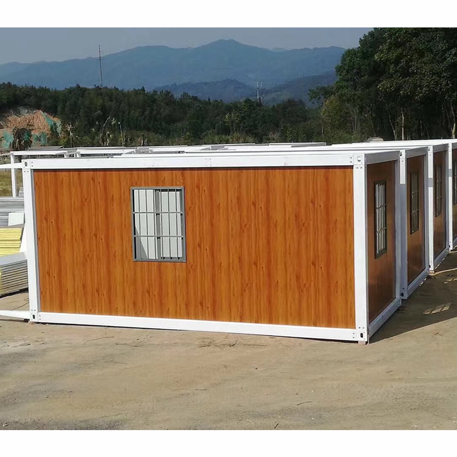 prefab collapsible living container house homes cheap
