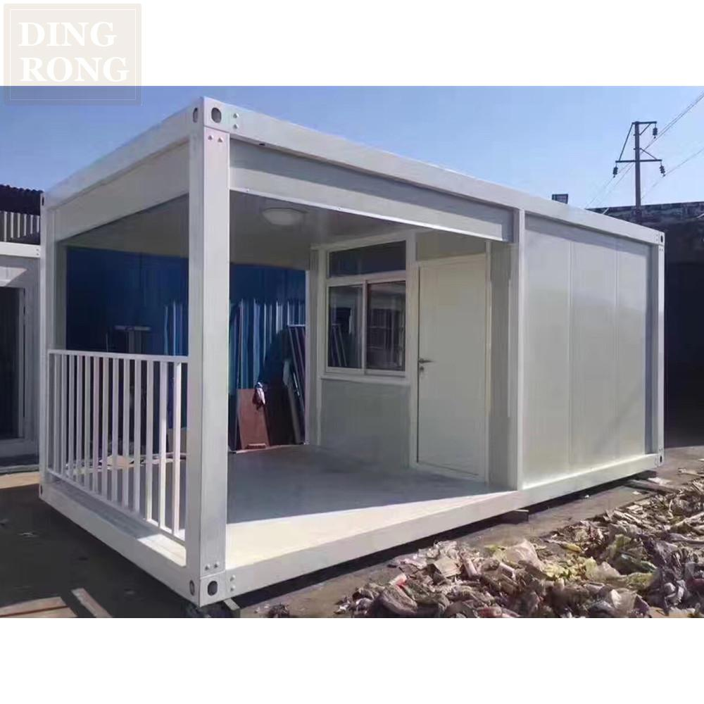 portable security guard house room design