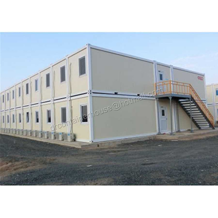 low cost 40 feets container porta cabin steel building kits