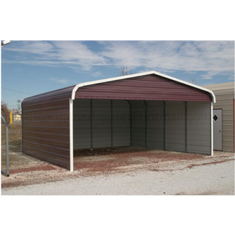 folding foldable steel frame carport garage parts