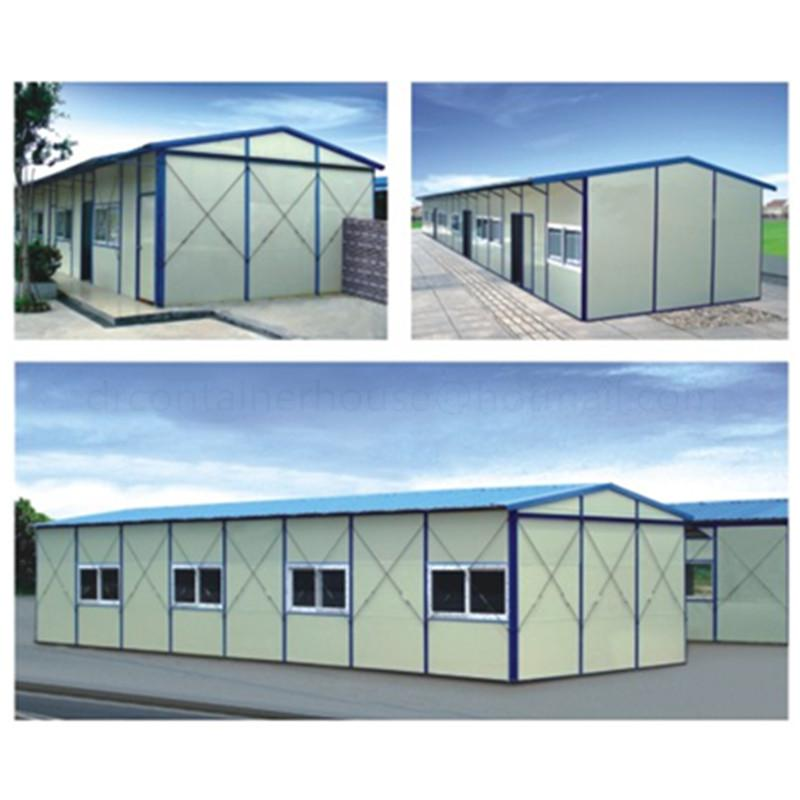 prefab emergency shelter temporary housing house