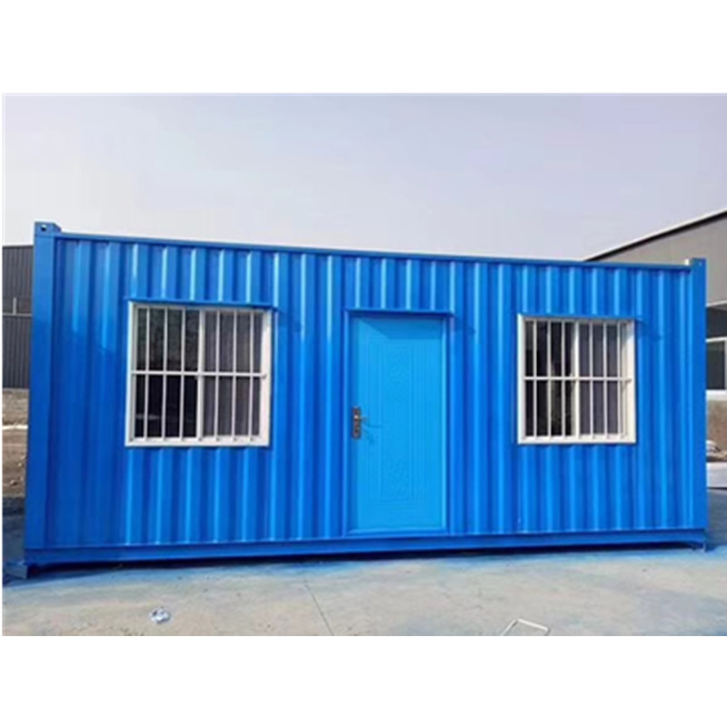 20ft modular steel structure container house homes for sales