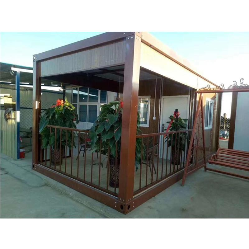 prefab container garden house homes home china