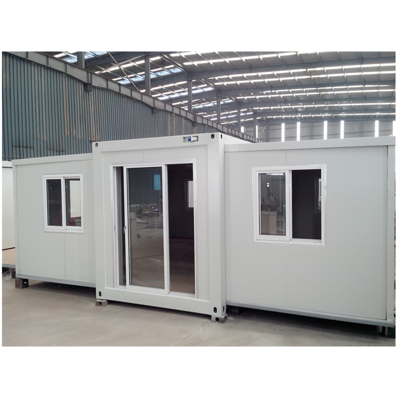 luxury australia expandable container house prefab installation
