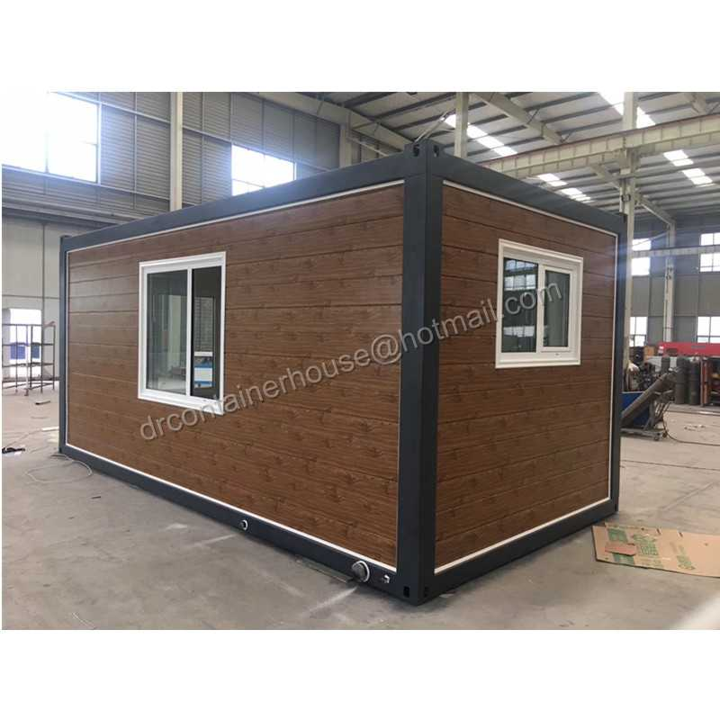 prefab well build luxury container house fully furnished