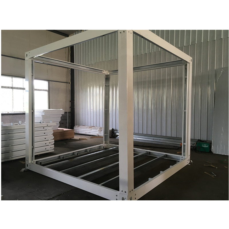 DRL9-F 10ft modular iso shipping cabin kiosk container house frames