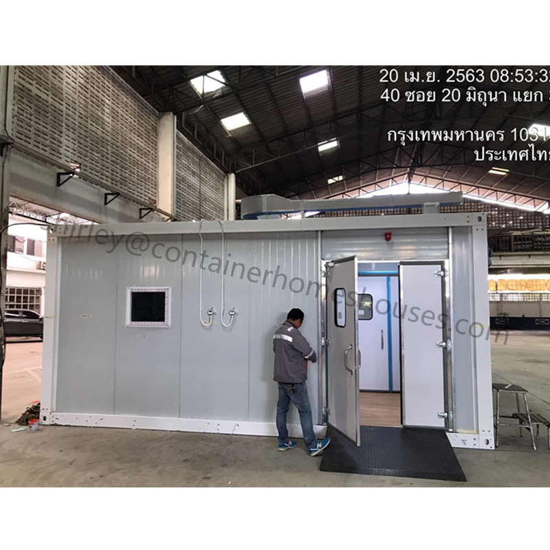 thailand prefabricated prefab modular mobile hospitals container clinic