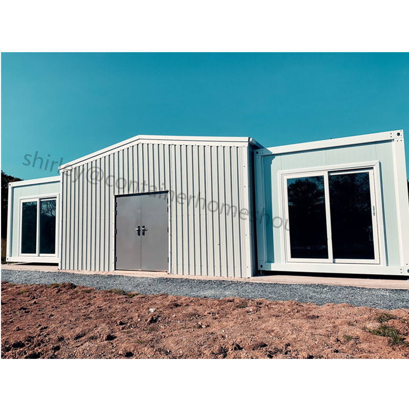 UK prefab container house office shed pod booth building