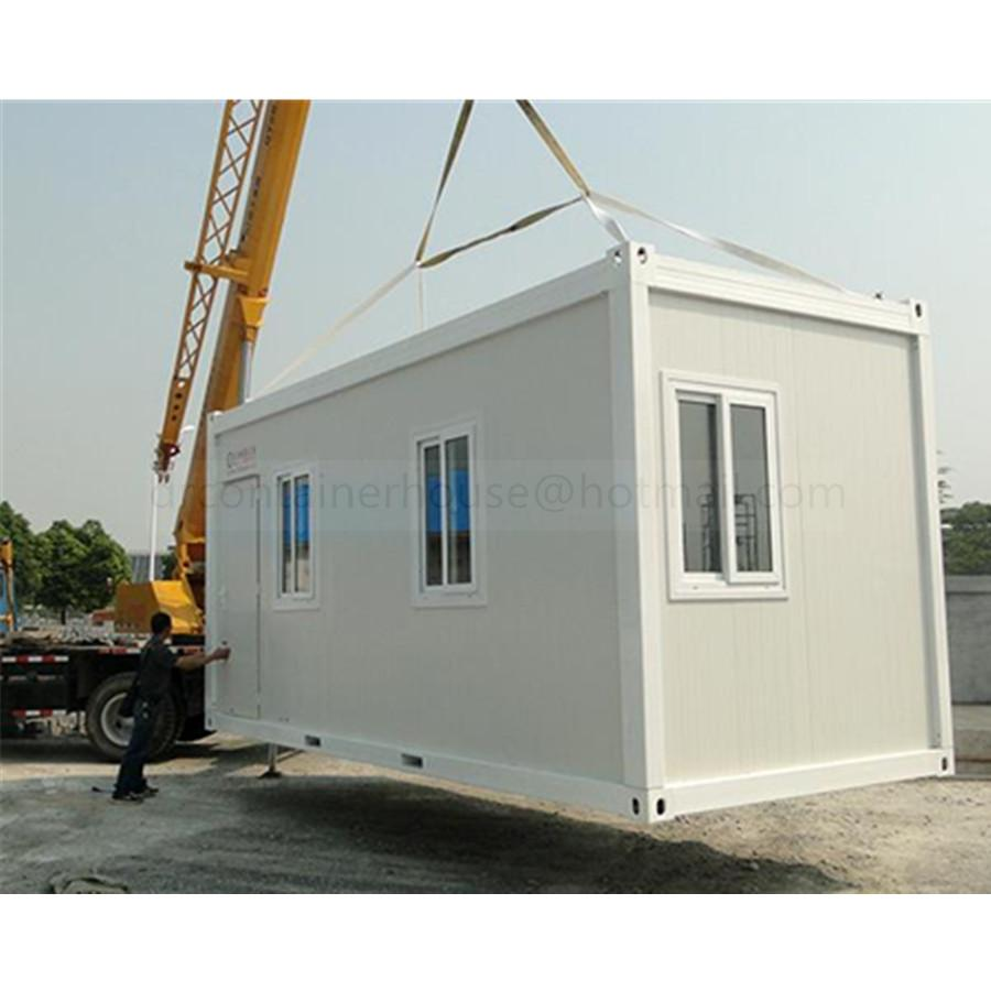 specification of sandwich panel flat pack container house