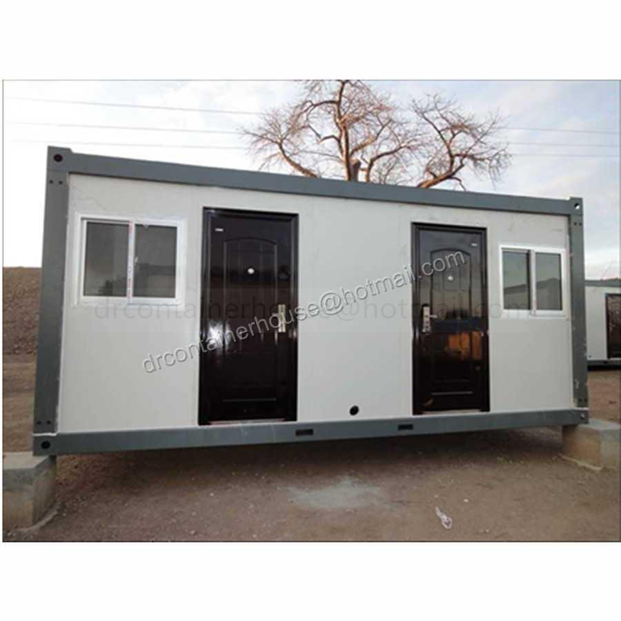 prefab building shed knock down house casas prefabricadas china