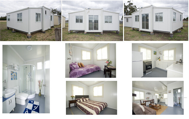 luxury australia expandable container house home for sale